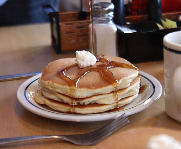 It's Free Pancake Day at IHOP, so get your free pancakes
