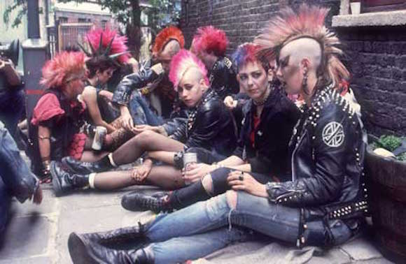Image result for punks 70s