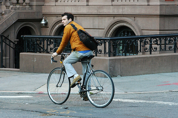 Braking news: Fort Greene police plan crackdown on cyclists
