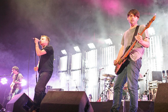 Modern life Is rubbish, but this free Blur show in Williamsburg is awesome