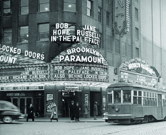 The Brooklyn Paramount Theater will reopen as a venue in 2017