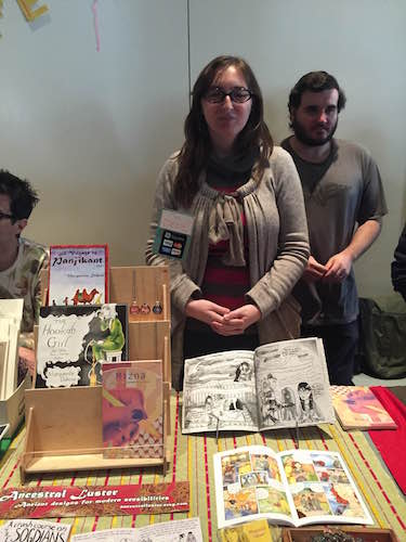 brooklyn zine fest