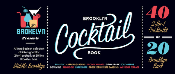 Brooklyn Cocktail Book
