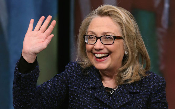 Brooklyn Heights, get ready for Hillary
