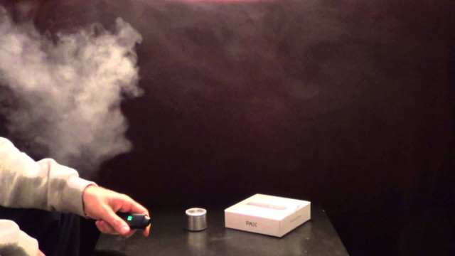 The Pax Ploom in action. Via YouTube.