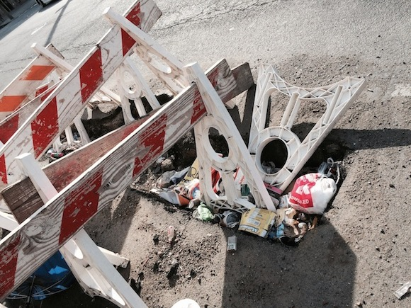 From the bad, the ugly and the hell-gate, here's Brooklyn's worst pothole