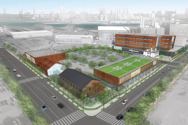 What to expect from the Brooklyn Navy Yard's Wegmans