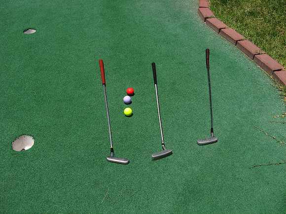 A BYOC miniature golf course may be coming to Fulton Mall