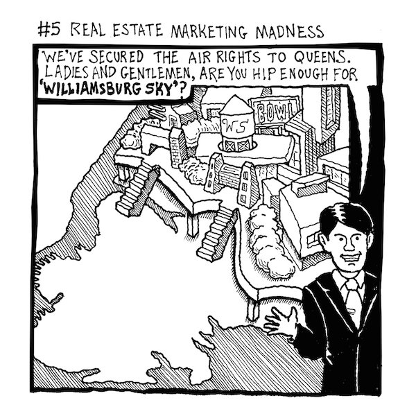 5 REAL ESTATE MADNESS