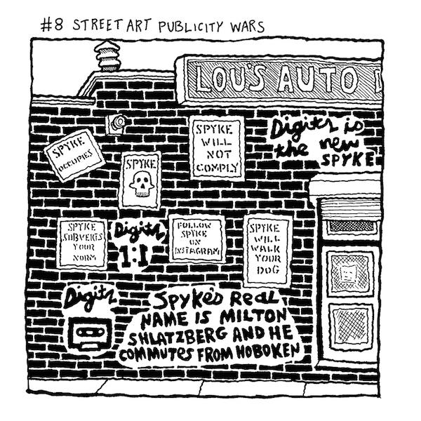 8 STREET ART WARS