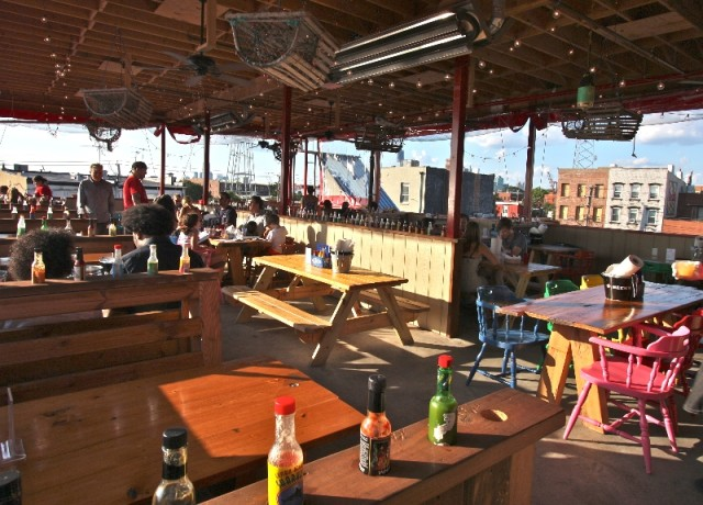 The ultimate Brokelyn guide to Brooklyn outdoor bars
