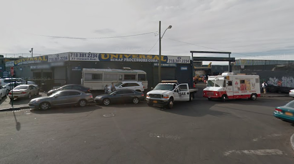Future site of a tourism hotspot. via Google Street View