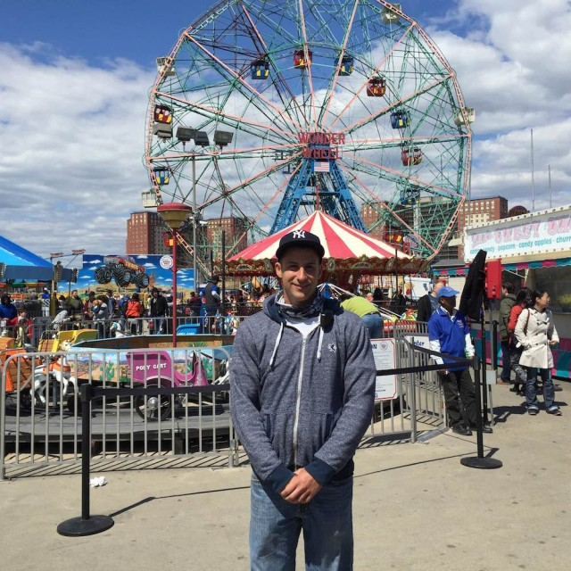 #BKOriginal: Deno's Wonder Wheel Amusement Park