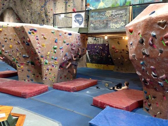 metrorock climbing centers