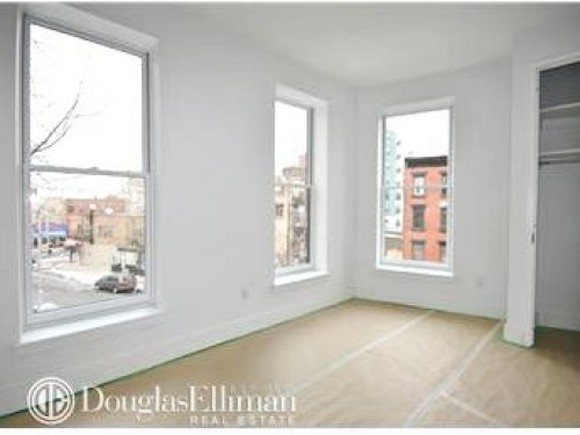 Apartment Hunt: Long hallways in Clinton Hill, Bed-Stuy, more