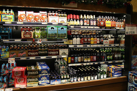 And there's plenty of beer of course. via Flickr user Erica