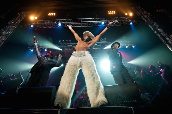 George Clinton playing a free show at MetroTech