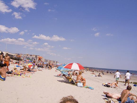 Beach-Brooklyn-Brokelyn-Rockaway Beach