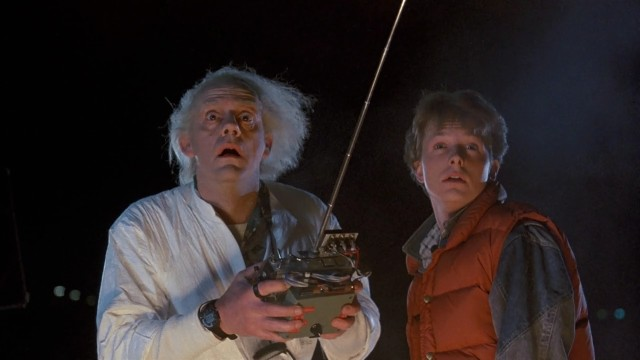 Go Back to the Future and 16 more ways to harness your lightning this week