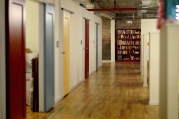Coworking o.g. Brooklyn Creative League is expanding and waiving their membership fee