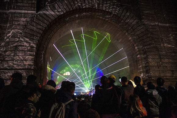 Every Thursday means a free concert Under the Archway in DUMBO