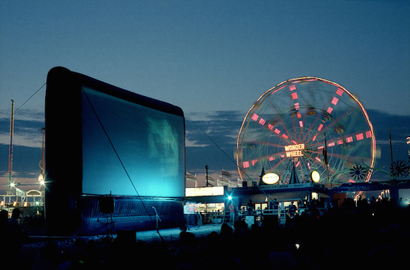 The Coney Island Flicks on the Beach schedule is here!