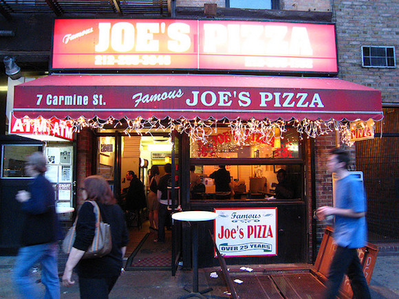 'Legendary' Joe's Pizza coming to Williamsburg this month