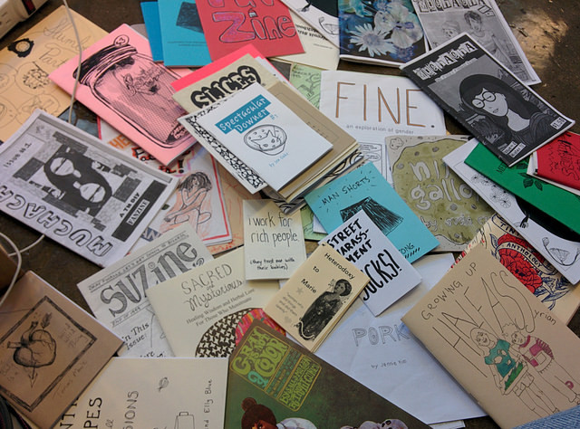 Browse a million zines, 24 more great weekend ideas
