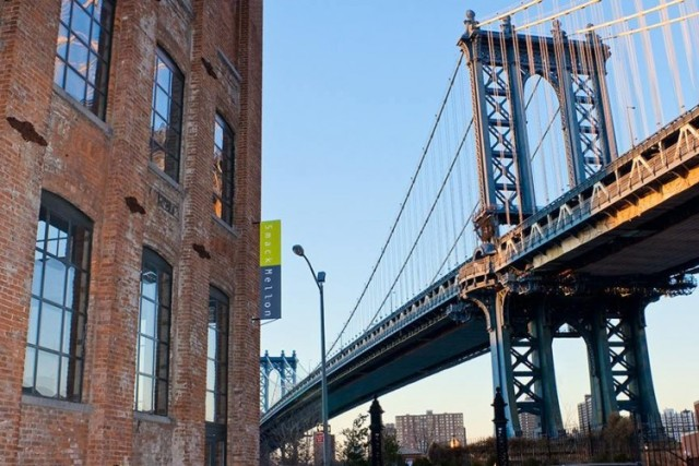 If you're gonna hit art galleries this summer, be sure you hit up Smack Melon in DUMBO