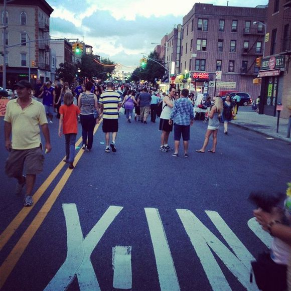 Wander through a car-free Bay Ridge this Friday on the Bay Ridge Summer Stroll