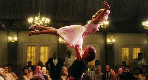Don't get put in a corner! Let your week take flight with Dirty Dancing at SummerScreen