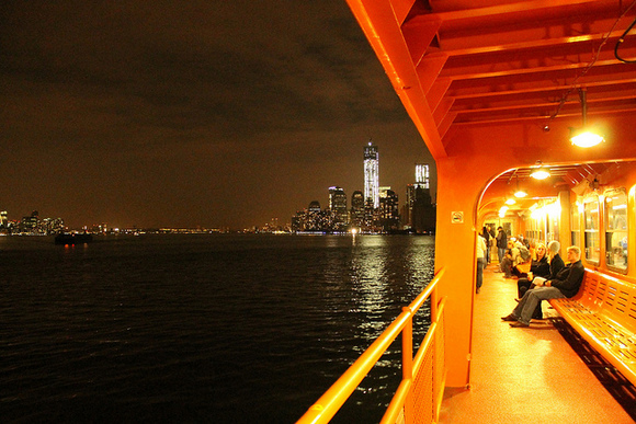 Staten Island Ferry-NYC-Brokelyn-Staten Island