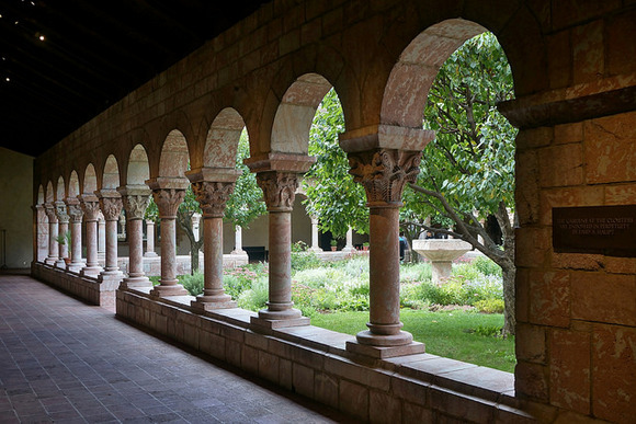 The Cloisters-Brokelyn-Fort Tryion Park