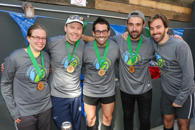 One month until the Brooklyn Greenway Half and 5k