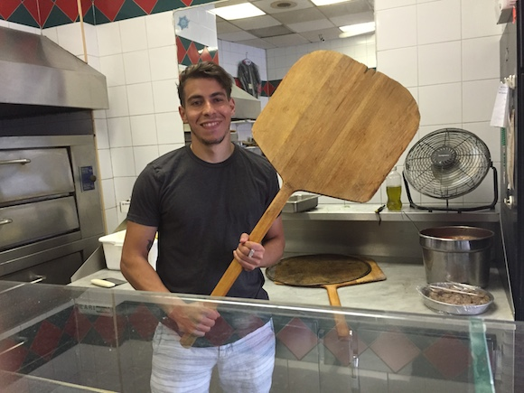 The perfect summer Sunday in Sheepshead Bay with Sal Carlino, of Papa Leone Pizzeria