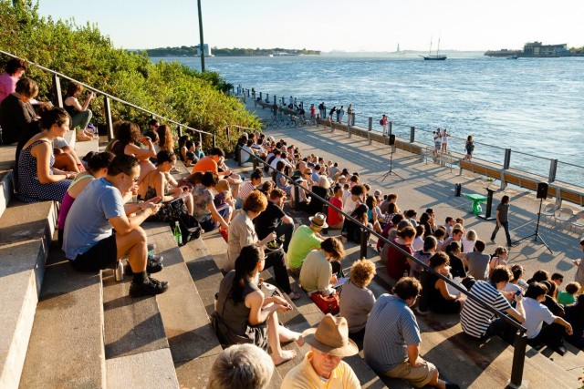 BK Top 5: The best things to do tonight, from fantastical views to riding the hell train