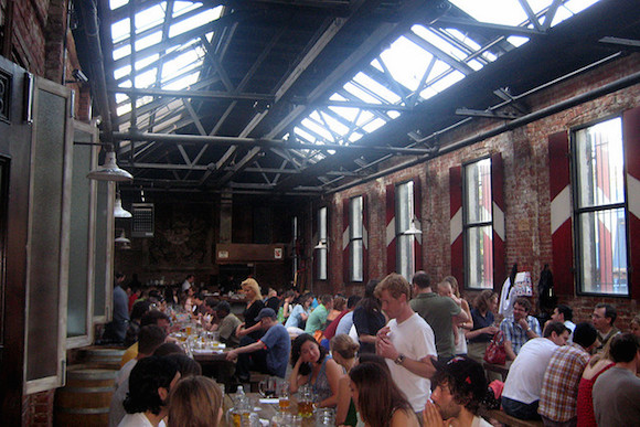 BK drinkers' survey: does anyone actually like beer halls?