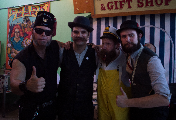 Don't touch that razor: The Coney Island Beard and Moustache Competition returns September 5