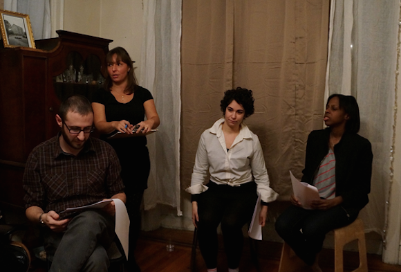 Submit your one-act play for a public reading in Ditmas Park