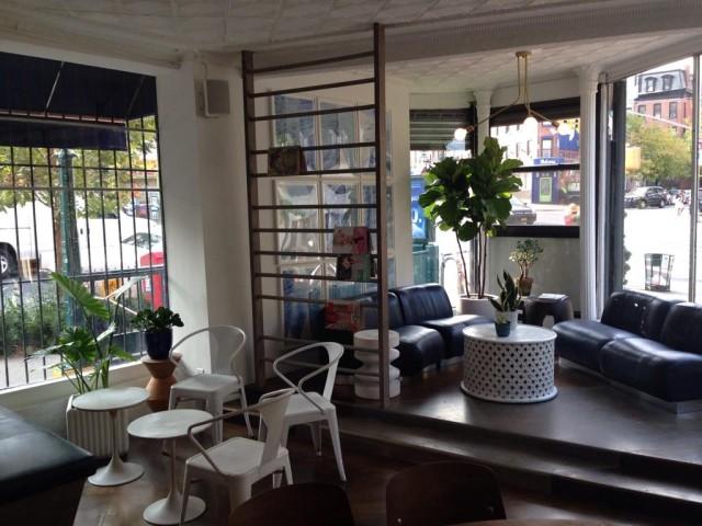 Fulton Street Brooklyn Bed Stuy Cafe