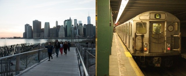 Which will come first: The Squibb Bridge reopens, new C trains or the sweet release of death?