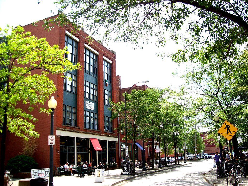 Ohio City. But does it smell like Brooklyn? (via Wikimedia)
