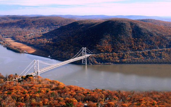 BTW, this is Bear Mountain. via Flickr user Dave Overcash