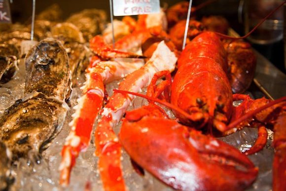 Warning: graphic seafood photos, drooling may occur. via The Lobster Joint