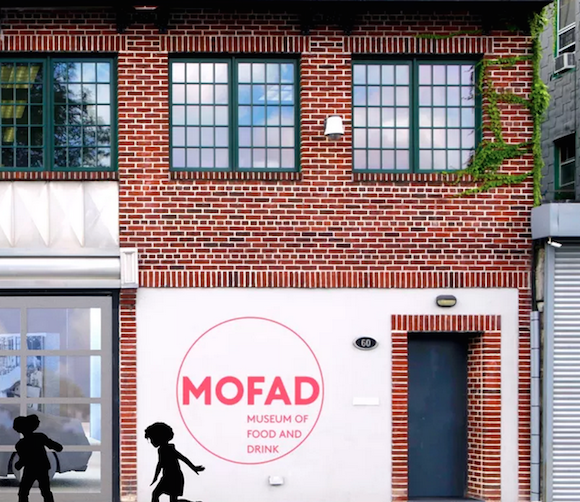 Have your cake and learn about it, too. via MOFAD