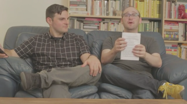 As you can see, they're already screwing up in the Kickstarter video.