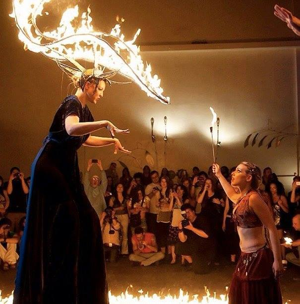 Heat things up at a fire circus, and 20 more ways to have a hot weekend