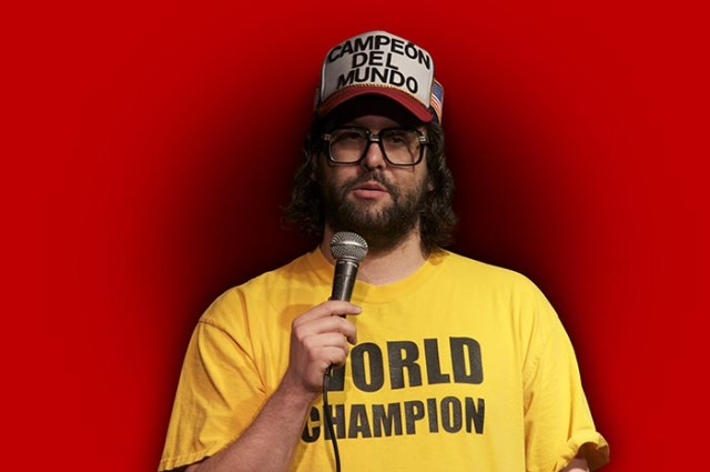 Judah Friedlander has some pictures he'd like you to see