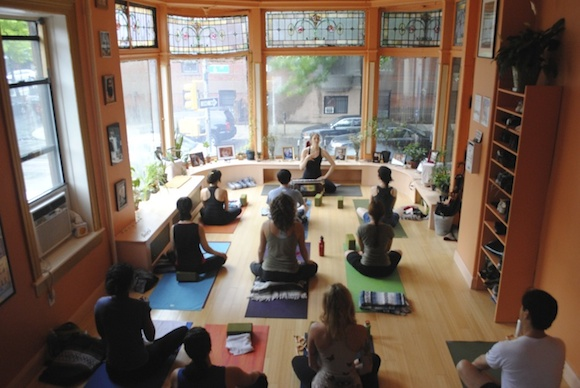 Om, yeah! The five best under $10 yoga classes in Brooklyn