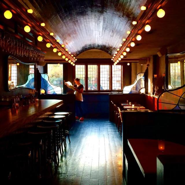June Wine Bar.